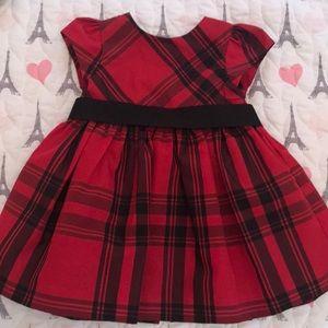 Ralph Lauren Infant Christmas Dress